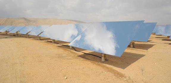 Solar energy  picture: Eyal Yitzhar